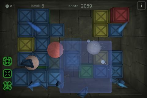 Screenshot 3D Noid