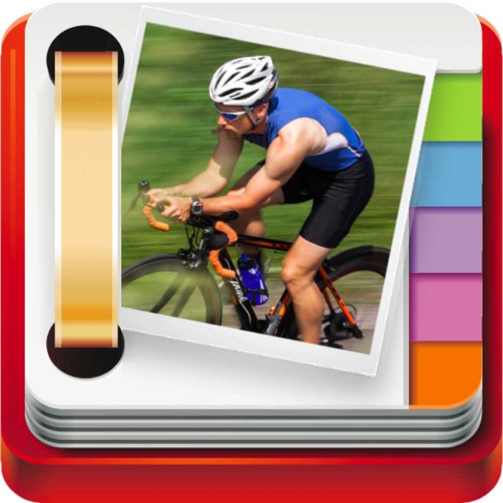 Triathlon PRO - Visual Planner & Reminder - for iPad